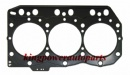 CYLINDER HEAD GASKET FIT FOR YANMAR 3TNE82 3D82 OEM YM119812-01330