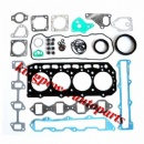 ENGINE GASKET KIT FIT FOR YANMAR 4TNE84 OEM 729903-92670