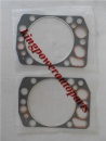 CYLINDER HEAD GASKET FOR MAN 128MM OM401 OM402 OM422 OM442 COPPER HOLE 51039010356