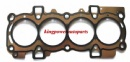 Cylinder Head Gasket Fits FORD C-MAX FIESTA FOCUS MONDEO 1.6L 1471557 7S7G6051XB