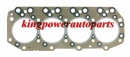 CYLINDER HEAD GASKET FOR ISUZU 4JA1 4JB1 OEM 8-94332-326-0 8-94332-327-0 8-94332-328-0