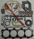 LISTER PETTER LPW4 ENGINE FULL GASKET SET 657-34281