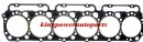 CYLINDER HEAD GASKET FOR HINO W06D W06E 11115-1851