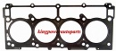 FEL-PRO 26284PT 26286PT CYLINDER HEAD GASKET FOR JEEP CHRYSLER DODGE 5.7L