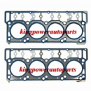 FORD POWERSTROKE 6.0L CYLINDER HEAD GASKET WITH 20MM DOWELS OEM 6C3Z-6051-AA