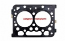 Steel Cylinder Head Gasket for Kubota Z402