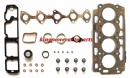 Cylinder Head Gasket Set Fits FORD FIESTA KVJA 1.4L