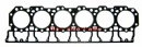 CYLINDER HEAD GASKET FIT FOR CAT 3412