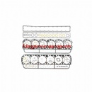 6V9222 CATERPILLAR 3406B-C FRONT STRUCTURE GASKET SET